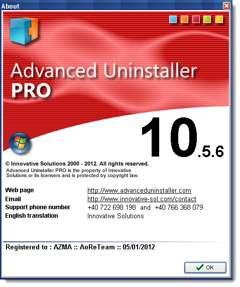 Advanced Uninstaller PRO v10.1 Final + Rus.